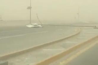 استمرار ارتفاع الحرارة ونشاط الرياح المثيرة للغبار على معظم المناطق - المواطن