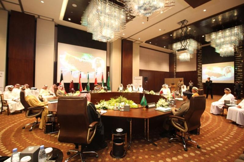 الفريق العمرو يفتتح أعمال الاجتماع السابع والعشرين لمديري الدفاع المدني بدول المجلس