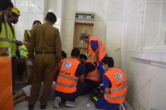 الهلال الأحمر ينقذ حاجين إيرانيًا وتركيًا توقف قلباهما في الحج - المواطن