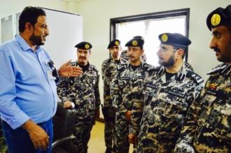 اللواء الجباري يطالب قوات أمن المنشآت بجازان بمزيد من اليقظة ومضاعفة الجهد - المواطن