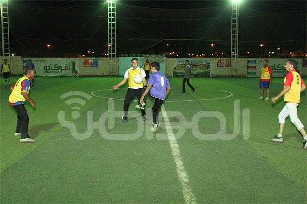 """بطولة """"الفيفا"""" الثالثة بمحافظة رفحاء"""