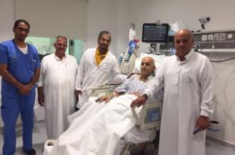 عملية قلب مفتوح عاجلة لحاج فلسطيني بمجمع الملك عبدالله الطبي بجدة - المواطن