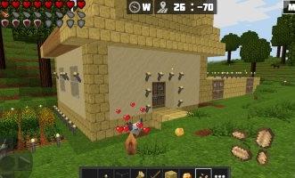 لعشاق ألعاب ماين كرافت جرّب لعبة WorldCraft: 3D Build & Craft - المواطن