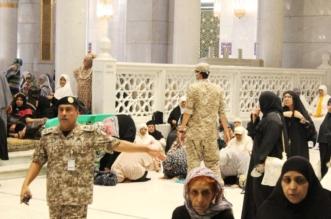 بالصور.. نجاح خطة القوات الخاصة للأمن الدبلوماسي لتنظيم صلاة الجمعة بالمسجد الحرام - المواطن