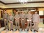بالصور.. ضباط شرطة تبوك يتقلدون رتبهم الجديدة