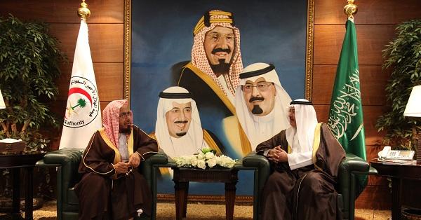 رئيس الهلال الأحمر السعودي: حريصون على استعادة معتقلينا بالعراق - المواطن