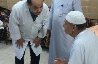 الطب المنزلي بمستشفى العارضة بجازان يتفقّد المرضى - المواطن