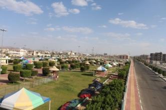 بلدية طريب تكشف أسباب طرح جزء من حديقة الملك عبدالله للاستثمار - المواطن