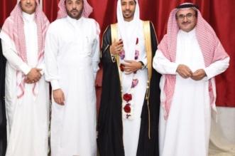 الشاب أحمد هجري يحتفل بزواجه - المواطن