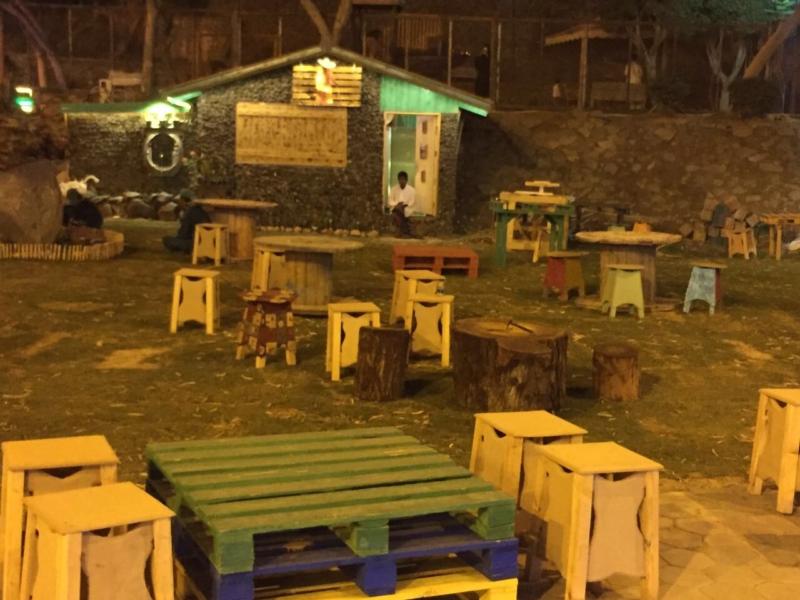 بالصور .. حديقة ملهمتي في أبها إبداع منقطع النظير ينتظر الدعم والتمويل - المواطن