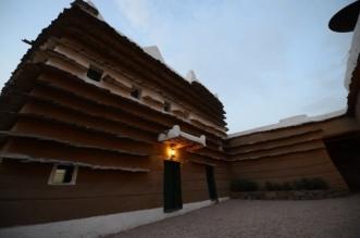 بالصور.. ترميم أشهر قصور حي النصب يعيد الحياة لشرايين أبها القديمة - المواطن
