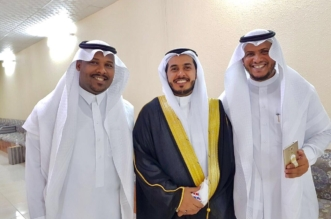 آل النعمي يحتفلون بزفاف الشاب يوسف - المواطن