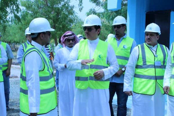 مشاريع تحسينيه شاملة المياه