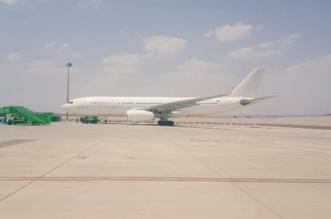 دخان في كابينة القيادة يجبر طائرة مصرية على الهبوط في مطار المدينة - المواطن