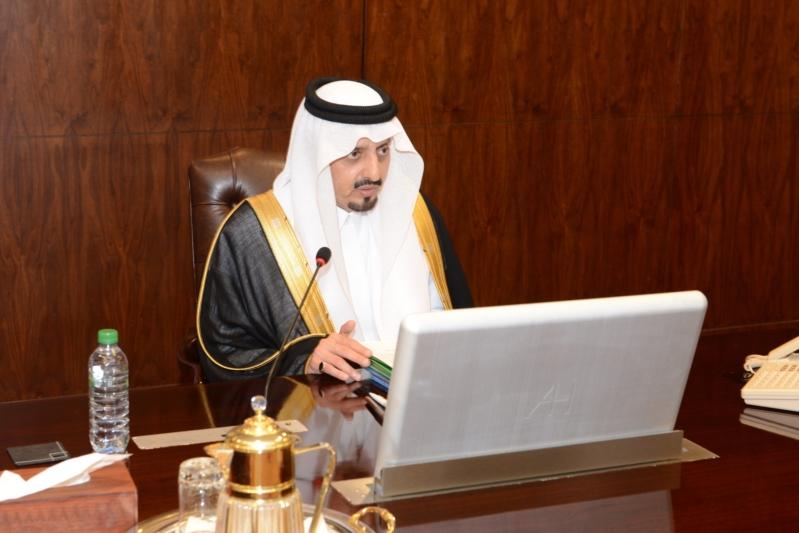 أمير عسير يترأس اجتماع لجان أبها عاصمة السياحة العربية 2017 ألمو