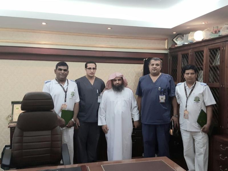 حملة التبرع بالدم الشؤون الاسلامية عسير