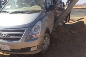 صور.. إصابة طالبتين ومعيدة في حادث مروري ببيشة - المواطن