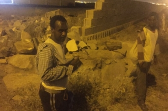 شكوى من مخالفين لنظام الإقامة ومتسللين إثيوبيين في أحد رفيدة - المواطن