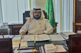الشهري رئيسًا لبلدية بني عمرو - المواطن