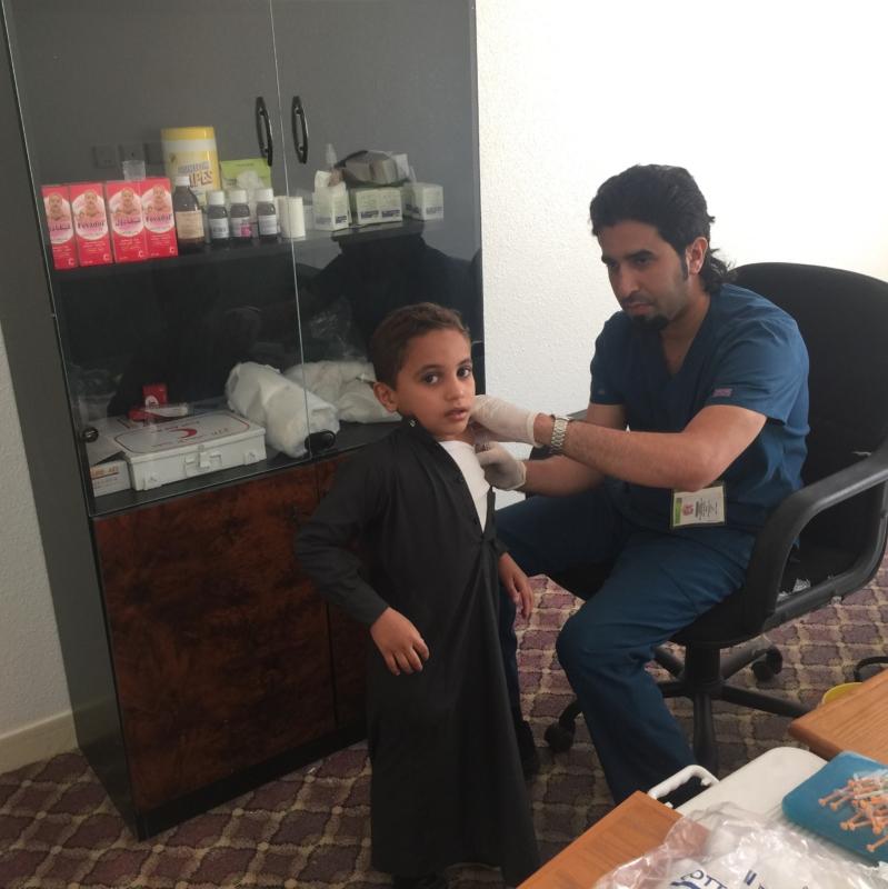 حمله التطعيم لطلاب وطالبات الصف الاول الابتدائي بخميس مشيط تواصل أعمالها