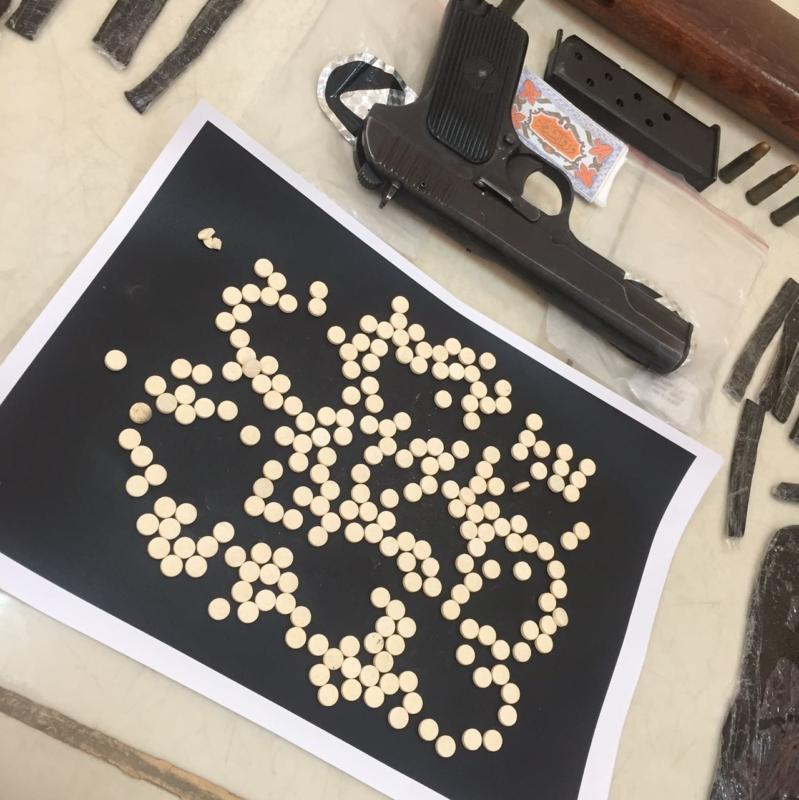 مخدرات سلاح عسير