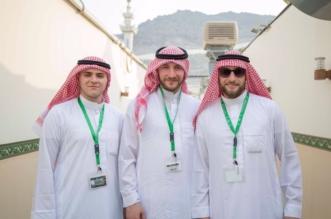 بالصور .. حجاج صربيون يلبسون الزي السعودي - المواطن