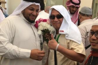 بالصور .. الورد والحلوى في وداع المتعجّلين من ضيوف خادم الحرمين - المواطن