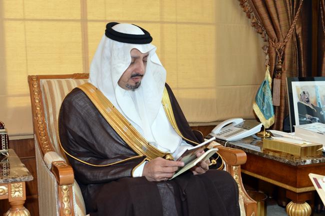 الأمير فيصل بن خالد بن عبدالعزيز أمير منطقة عسير