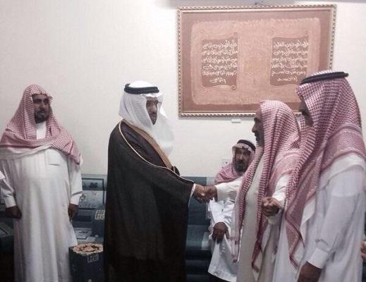 .مدير جامعة الجوف يعلن عن جائزة ناهد المانع للمبتعثين المتميزين