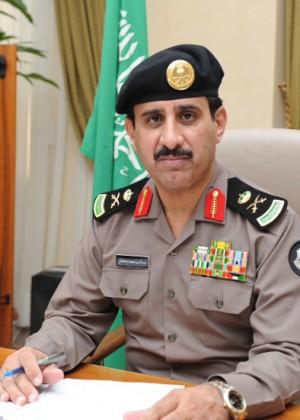 اللواء عبدالله بن محمد القحطاني - مدير شرطة جدة