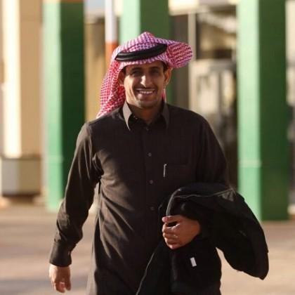 الشاعر أحمد المدعج