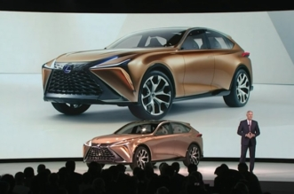 بالصور.. Lexus تكشف عن سيارتها الاختبارية LF-1 Limitless - المواطن