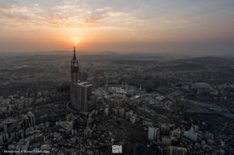 شاهد هذه الصور للمسجد الحرام بعدسة المصور البستاني - المواطن