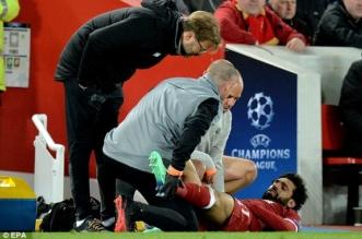 Mohamed Salah يُطمئن الجماهير بعد إصابته - المواطن