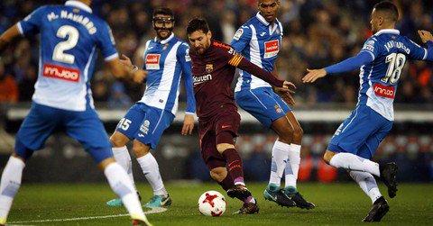 لهذه الأسباب خسر برشلونة من إسبانيول في كأس الملك