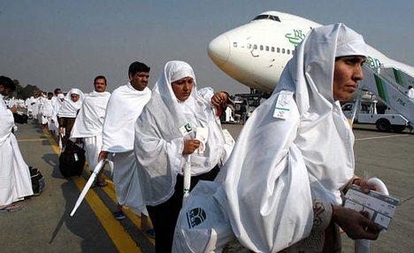 Pakistan pilgrims anger