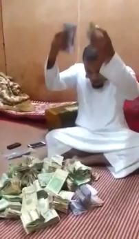 بالفيديو.. مواطن يوثق الأرباح الهائلة لمتسولي السعودية - المواطن