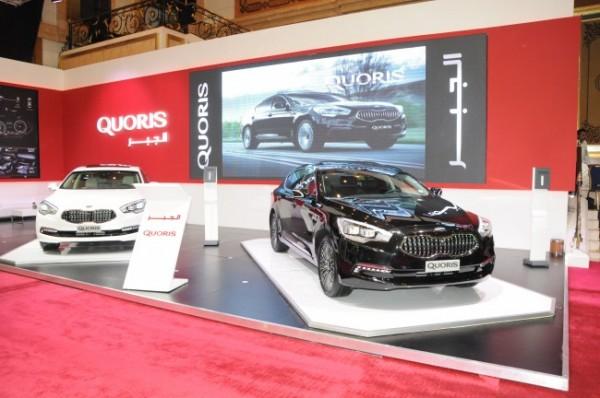 Quoris EXCS Motorshow