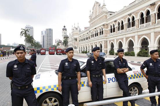 Royal Malaysia Police  الشرطة الماليزية