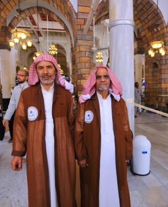 مطوفين المسجد الحرام