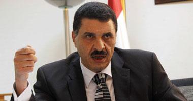 اللواء أمين عز الدين، مساعد وزير الداخلية ومدير أمن الإسكندرية