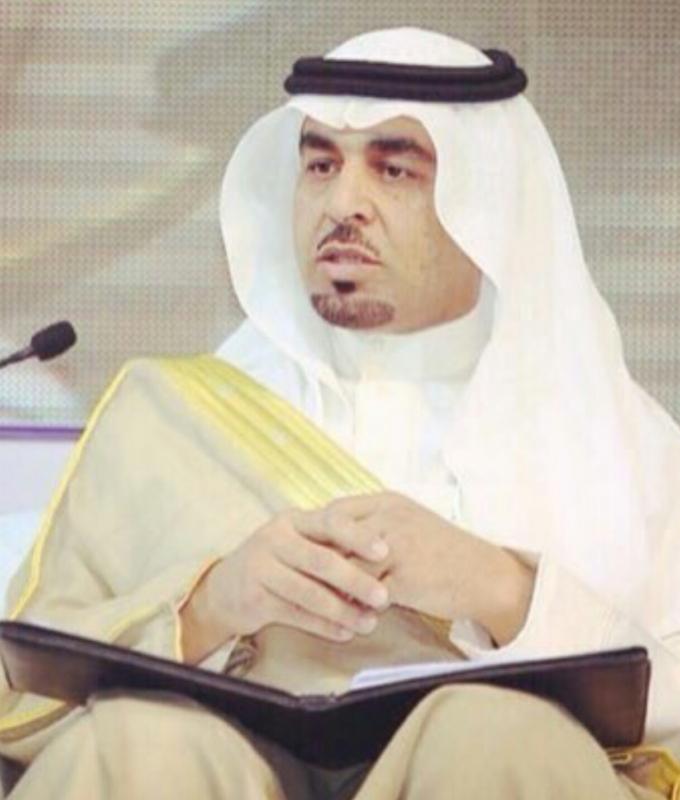 د.حمدان السمرين نائب مجلس الغرف السعودية ورئيس الغرفة بالجوف