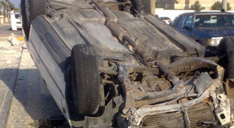 النيابة : 10 آلاف ريال والسجن 3 أشهر عقوبة مغادرة السيارة مكان الحادث