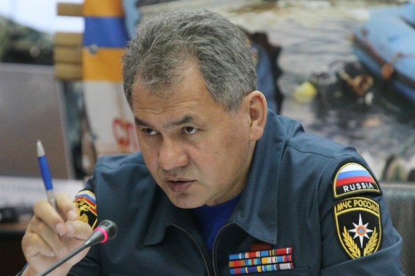 Sergey Shoygu - سيرغي شويج