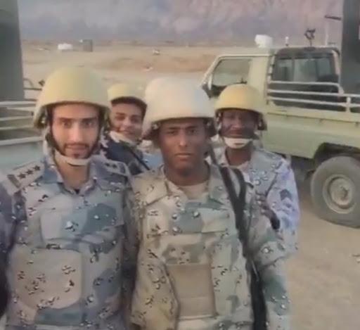 جنود الحدود