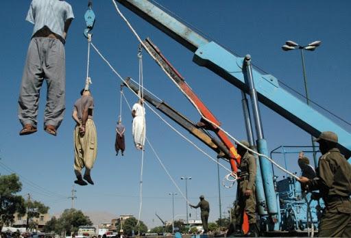 اعدام - ايران