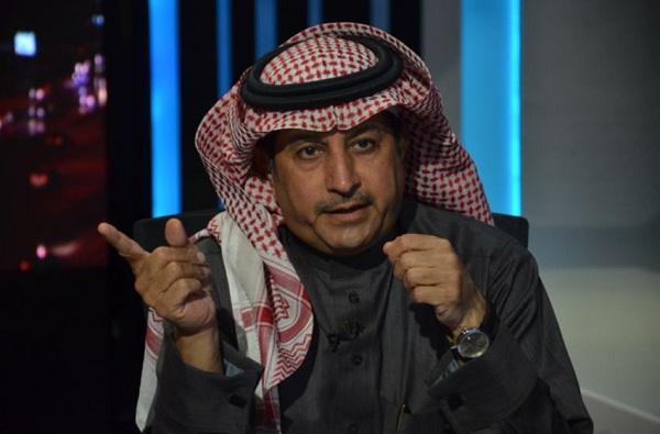 الكاتب محمد الأحيدب