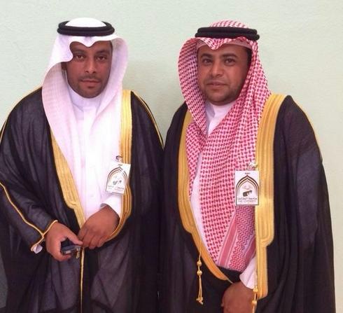 """احتفال بتخريج """" خالد"""" و""""ماجد"""" الثبيتي - المواطن"""