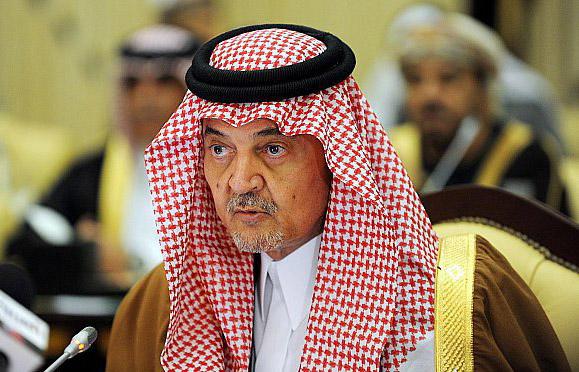 خالد الفيصل - وزير الخارجية
