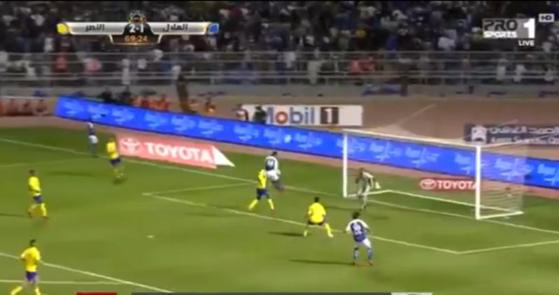 بالفيديو.. أغرب الفرص المهدَرة بالجولة الـ21 في الدوري السعودي